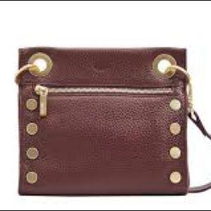 Hammitt🌼NWOT Tony small leather crossbody plum